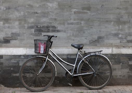 Vintage Bicycle, Beijing, China
