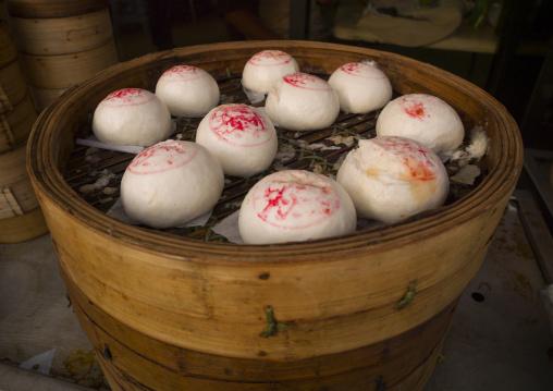 Buns Used In She Huo, Cheung Chau, Hong Kong, China