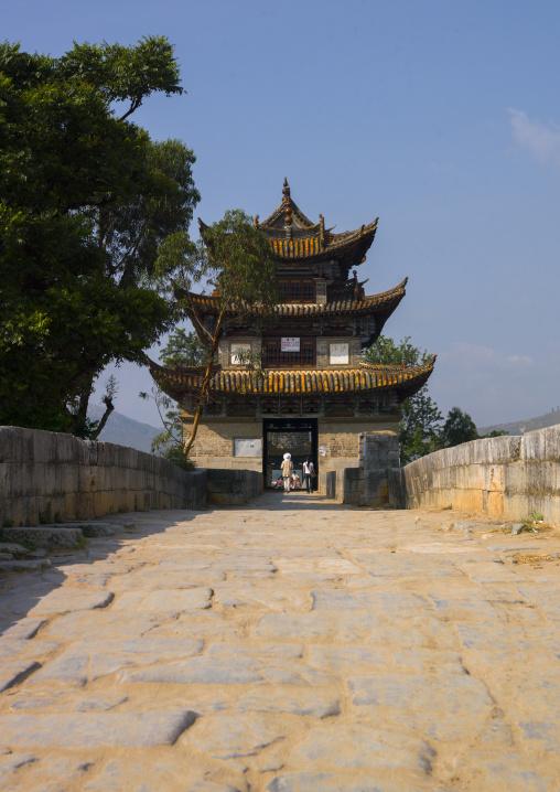 Shuanglong Bridge, Jianshui, Yunnan Province, China