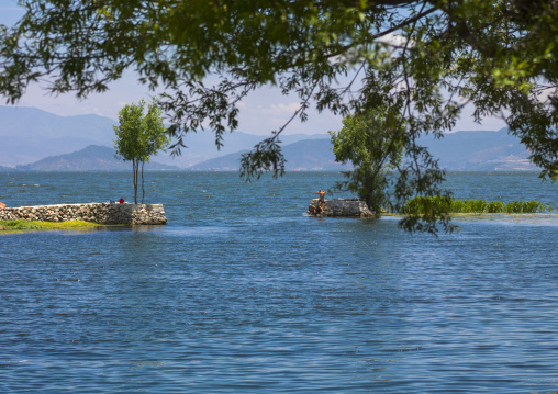 Erhai Lake, Xizhou, Yunnan Province, China