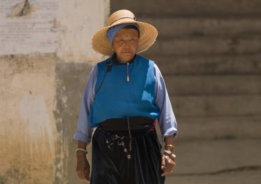 Old Woman, Xizhou, Yunnan Province, China