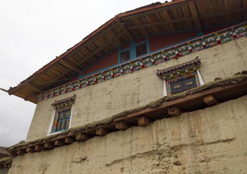 Gadain Sumzanling Monastery, Zhongdian, Yunnan Province, China