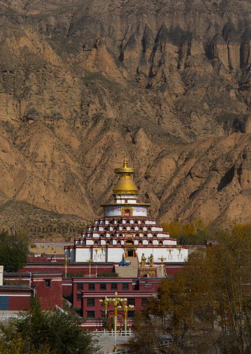 Choekyi Gyaltsen the 10th Panchen lama birthplace, Qinghai Province, Gonpo Tseten, China
