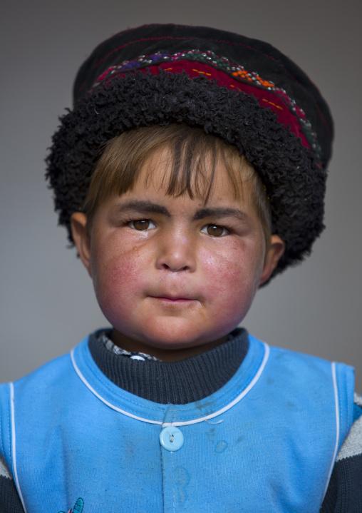 Tajik Boy, Xinjiang Uyghur Autonomous Region, China