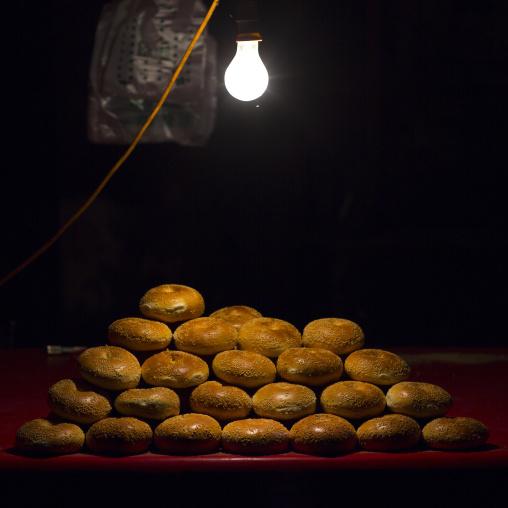 Uyghur Bagels, Xinjiang Uyghur Autonomous Region, China