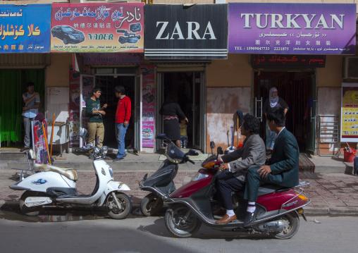 New Town Of Kashgar, Xinjiang Uyghur Autonomous Region, China