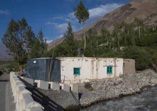 Sunni mosque, Badakhshan province, Khandood, Afghanistan