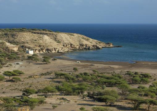 House On A Bay, Tadjourah, Djibouti