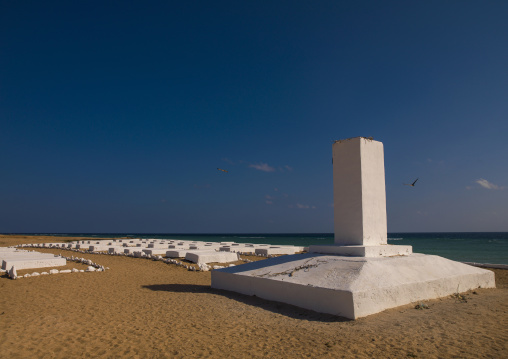French Colonial Marine Cemetery, Obock, Djibouti