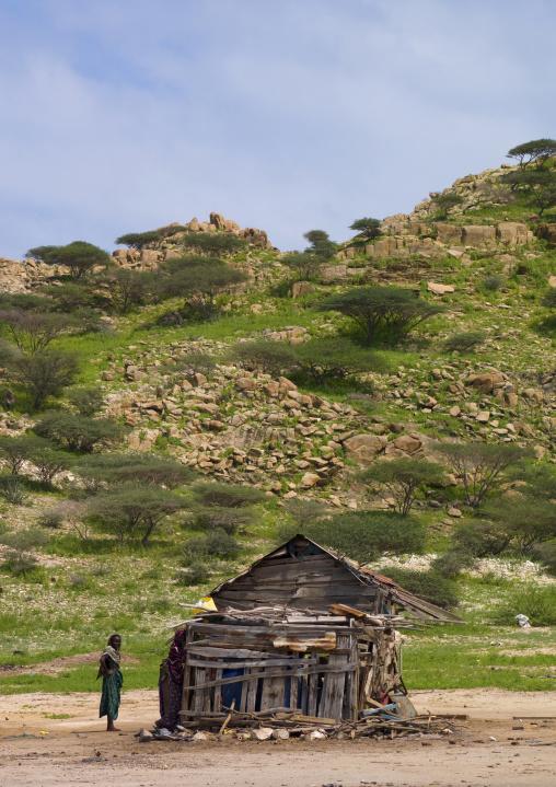 Dissei Afar Village, Dalhak Islands, Eritrea