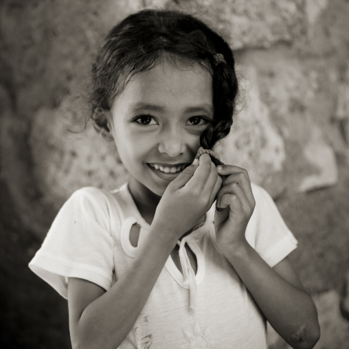 Shy Girl From Massawa, Eritrea