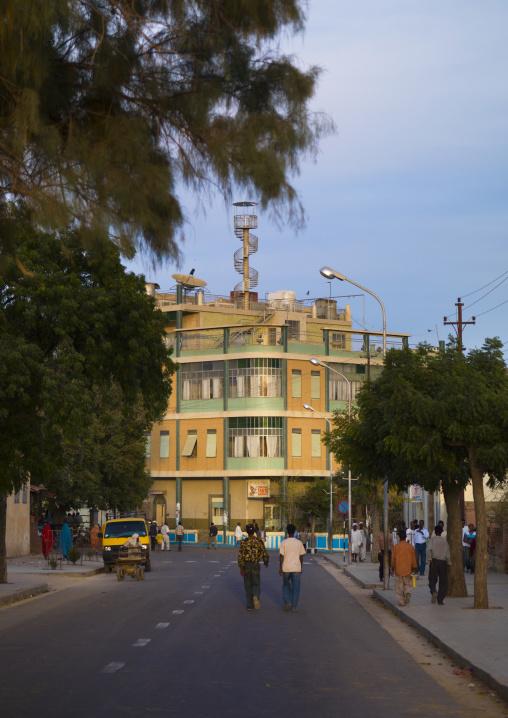 Keren Hotel, Keren, Eritrea