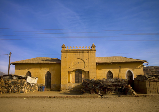 Keren Colonial House, Eritrea