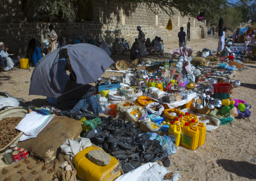 Monday Women Market, Anseba, Keren, Eritrea
