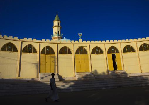 The Grand Mosque, Anseba, Keren, Eritrea