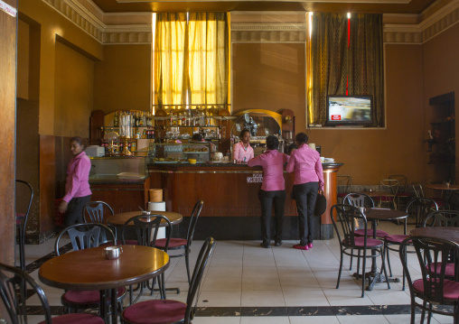Roma Cinema Bar, Central region, Asmara, Eritrea