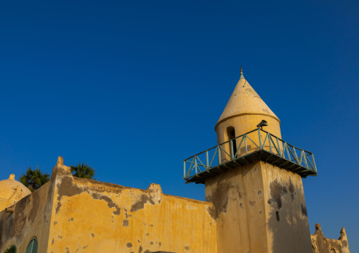 Shiekh hamaal mosque, Northern Red Sea, Massawa, Eritrea