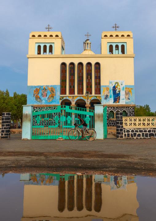 Orthodox church, Northern Red Sea, Massawa, Eritrea