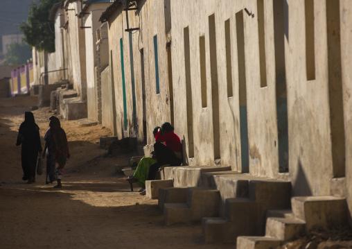 Old Houses, Anseba, Keren, Eritrea