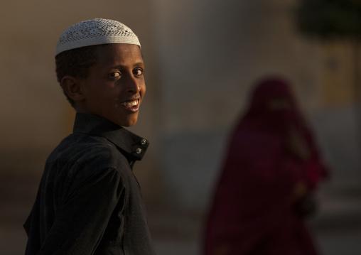 Muslim Young Man, Anseba, Keren, Eritrea