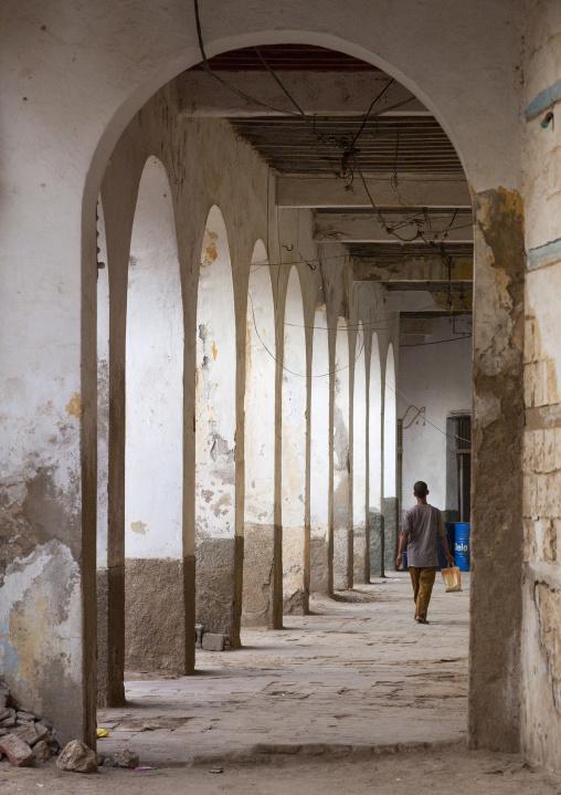 Ottoman Architecture, Northern Red Sea, Massawa, Eritrea