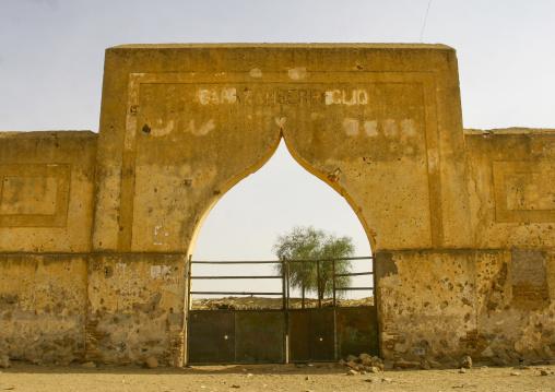 Caravanserai, Keren, Eritrea