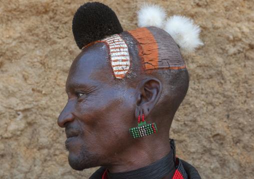 Mr Bodo Wale From Hamer Tribe, Dimeka, Omo Valley, Ethiopia