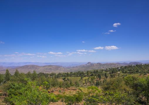 Landscape In Konso Tribe Area, Konso, Ethiopia