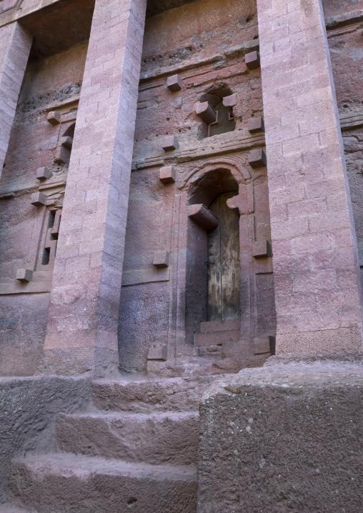 Bethe Medhaniale Church, Lalibela, Ethiopia