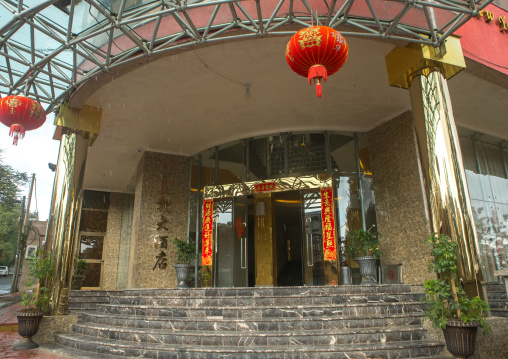 Chinese hotel, Addis abeba region, Addis ababa, Ethiopia