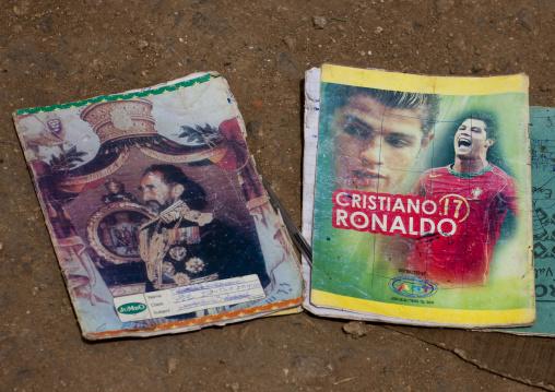 Haile selassie vs cristiano ronaldo, Ethiopia