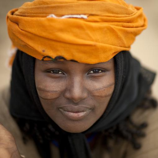 Miss Binti Mama, Karrayyu Tribe, Methara Town, Ethiopia