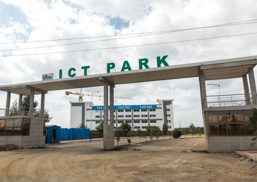 The Ethiopian ICT park, Addis Ababa Region, Addis Ababa, Ethiopia