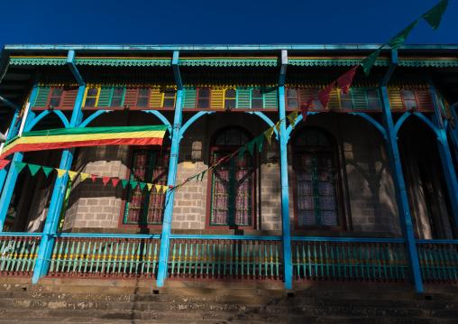 Entoto orthodox Maryam Church, Addis Ababa Region, Addis Ababa, Ethiopia