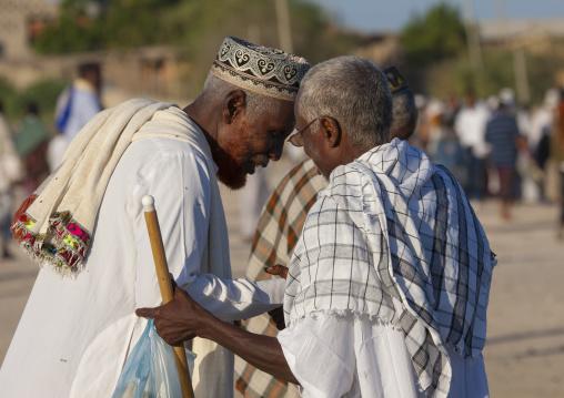 Aid el kebir celebration, Assaita, Afar regional state, Ethiopia