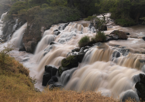 River At Awash National Parl, Afar Region, Ethiopia