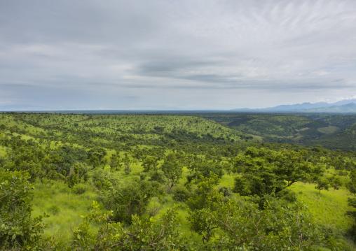 Natural Landscape, Hana Mursi, Omo Valley, Ethiopia