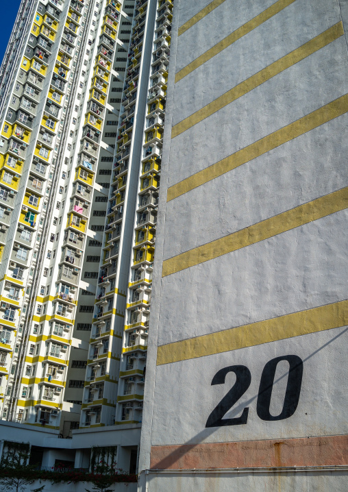 Residential buildings, Special Administrative Region of the People's Republic of China, Hong Kong, China