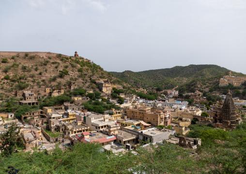Amer fort and palace, Rajasthan, Amer, India