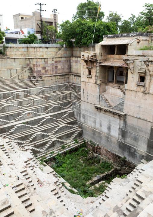 Dhabhai ka Kund stepwell, Rajasthan, Bundi, India
