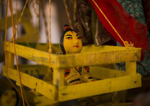 Fertility Offerings To Ganesh At Meenakshi Amman Temple, Madurai, India