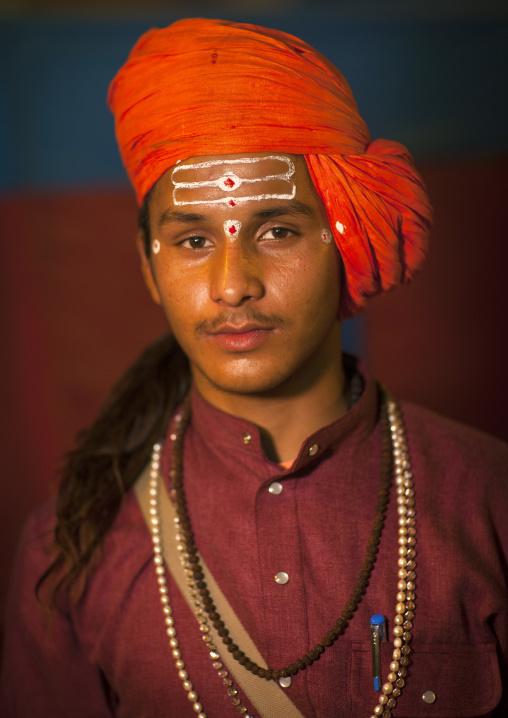 Future Sadhu, Maha Kumbh Mela, Allahabad, India