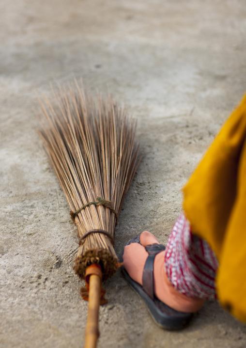 Broom, Maha Kumbh Mela, Allahabad, India