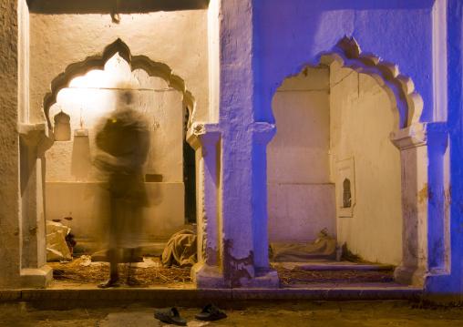 Ashram, Maha Kumbh Mela, Allahabad, India