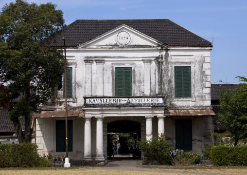 Puri mangkune garan, Java island indonesia