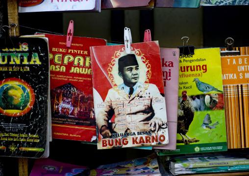 Suharto book, Java island indonesia