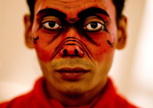 Javanese dancer,   Indonesia