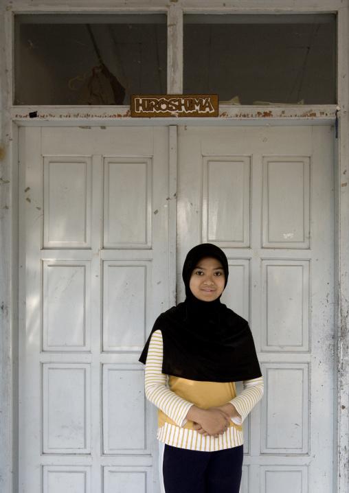 Madrasa in java island indonesia