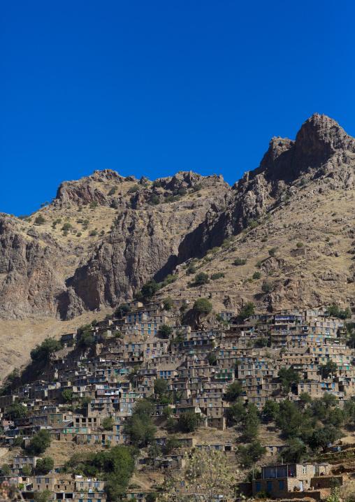 Howraman mountain, Iran