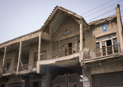 Old house, Isfahan province, Isfahan, Iran